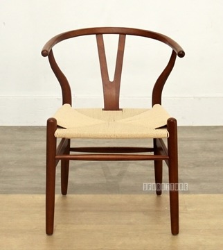 Picture of WISHBONE Dining Chair *Solid Oak