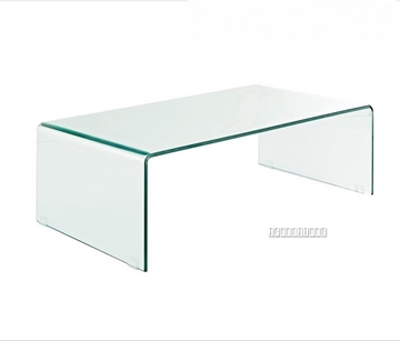 Picture of MURANO Bent Glass Coffee Table