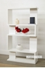 Picture of LONGITUDE Book Shelf /Room Divider *Matt White