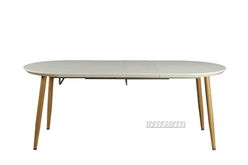 "Picture of HAMPSHIRE 55-79"" Extension Dining Table"