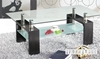 Picture of HORIZON Glass Coffee Table * White