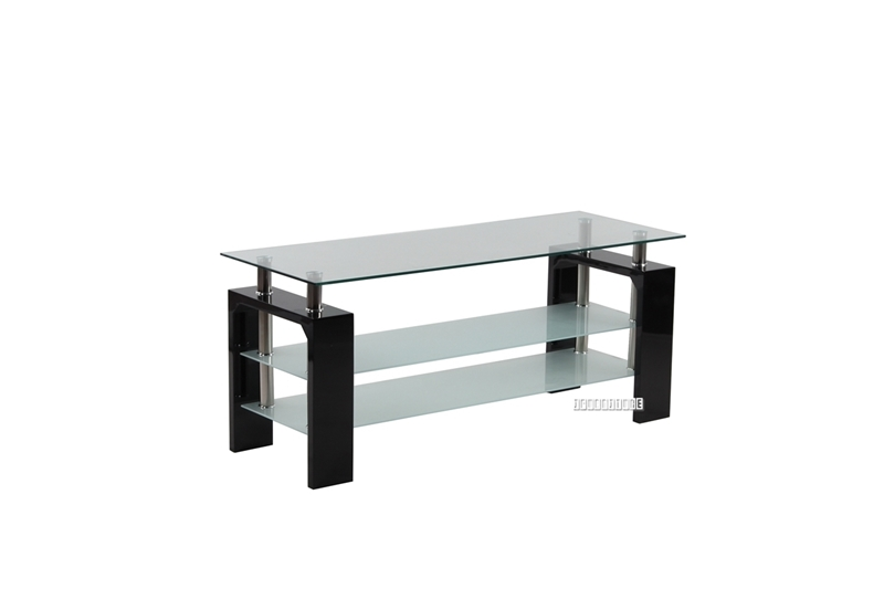Picture of HORIZON Glass TV Unit *Black