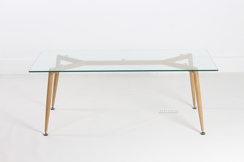 Picture of CREWE Glass Coffee Table
