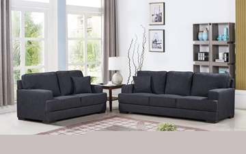 Picture of KARLTON 3+2 Sofa range IN 2 COLORS