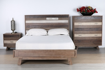 Picture of BOTSWANA Solid Acacia Bedroom Combo