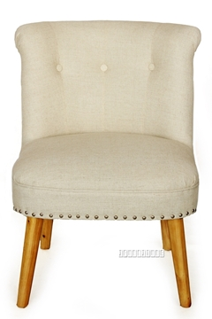 Picture of TRAVIATA Beige Accent Chair