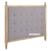 Picture of COUNTRY Upholstery Queen Headboard