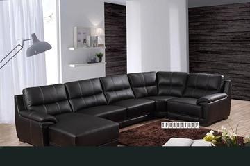 Picture of VIENNA 5 Seater Corner Sofa *Genuine Leather