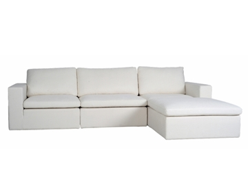 Picture of NUVOLA Feather Filled Sectional Sofa