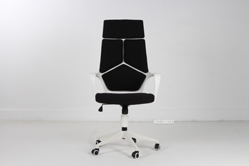 Picture of SUTTON High Back Office Chair *Black&White