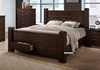 Picture of LIMERICK Queen / King  Bed Frame With Storage * Platform Bed Frame
