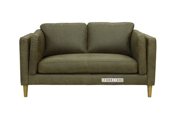Picture of LISBON LOVESEAT *Genuine Leather