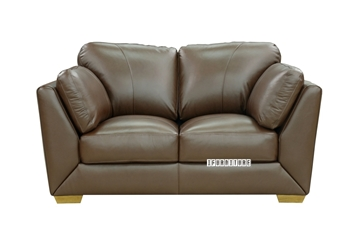 Picture of HELMSLEY LOVESEAT *Genuine Leather