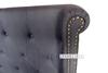 Picture of COPPER Upholstery Headboard in Queen Size *Dark Grey