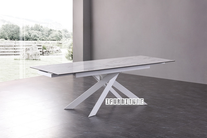 "Picture of VOLAKAS 63""-95"" Extension Dining Table"