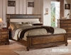 Picture of ARIELLE Queen Size Bed *Oak & Natural Slates