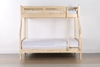Picture of CASTLE Single-Double Bunk Bed *Solid Pine Wood