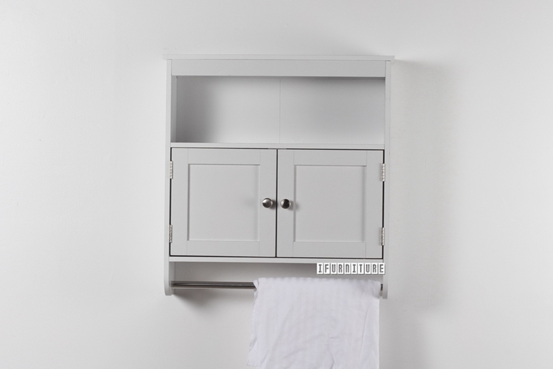 Picture of SKIPTON Over Toilet Storage Unit