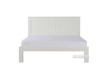 Picture of METRO EASTERN QUEEN/ KING BED FRAME IN WHITE