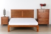 Picture of METRO EASTERN BED FRAME in HONEY