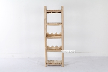 Picture of WILDBRANCH Wine Shelf *Solid Teak