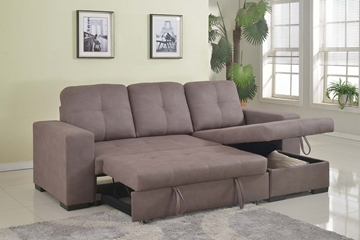 Picture of GIANNI Reversible Storage Sectional Sofa bed in 2 Colors