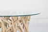 Picture of WILDBRANCH 80 Round Coffee Table *Solid Teak