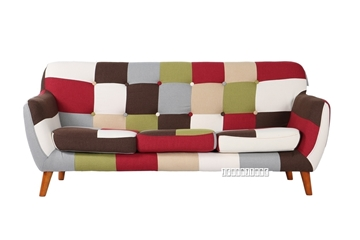 Picture of MOORING 1+2+3 SOFA range *mixed color