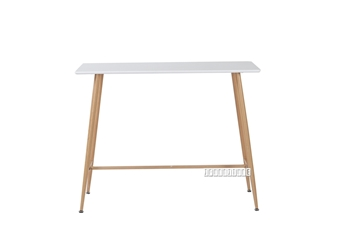 Picture of OSLO 120 Bar Table *MATT WHITE