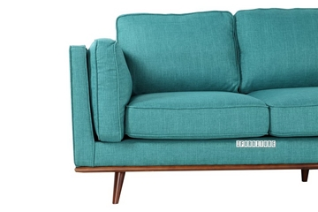 Picture of PANAMA LOVESEAT *FABRIC BEACH BLUE