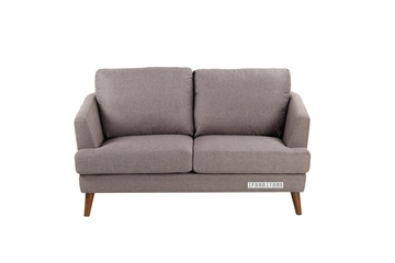 Picture of MARYPORT LOVESEAT *LIGHT GREY