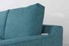 Picture of BLANDFORD 3+2 SOFA RANGE *Feather Filled *TEAL