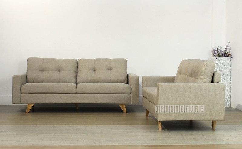 Picture of OSLO 3+2 SOFA RANGE *BEIGE