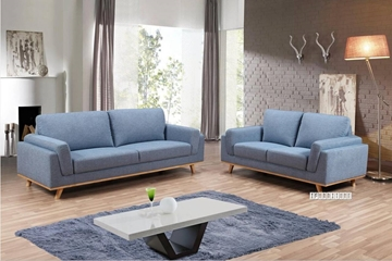 Picture of CAMROSE LOVESEAT *BLUE