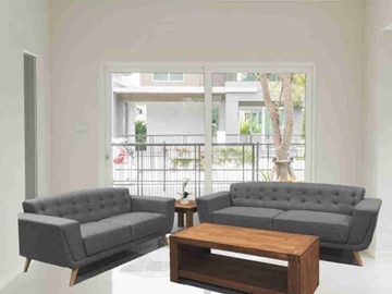 Picture of CASEY 3+2 SOFA RANGE *GREY