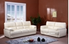 Picture of EALING 1+2+3 SOFA RANGE*Genuine Leather Black