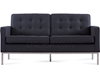Picture of Replica FLORENCE KNOLL 2+1 SOFA RANGE *CASHMERE