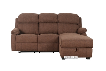 Picture of SALEM RECLINING SECTIONAL SOFA with Storage *COFFEE