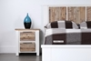 Picture of LIINA Solid Acacia 2 DRAWERS NIGHTSTAND