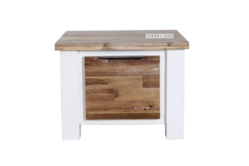 Picture of LIINA Solid Acacia SIDE TABLE