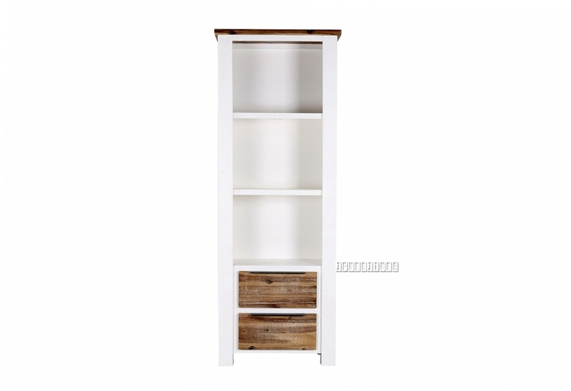 Picture of LIINA SOLID ACACIA DISPLAY CABINET