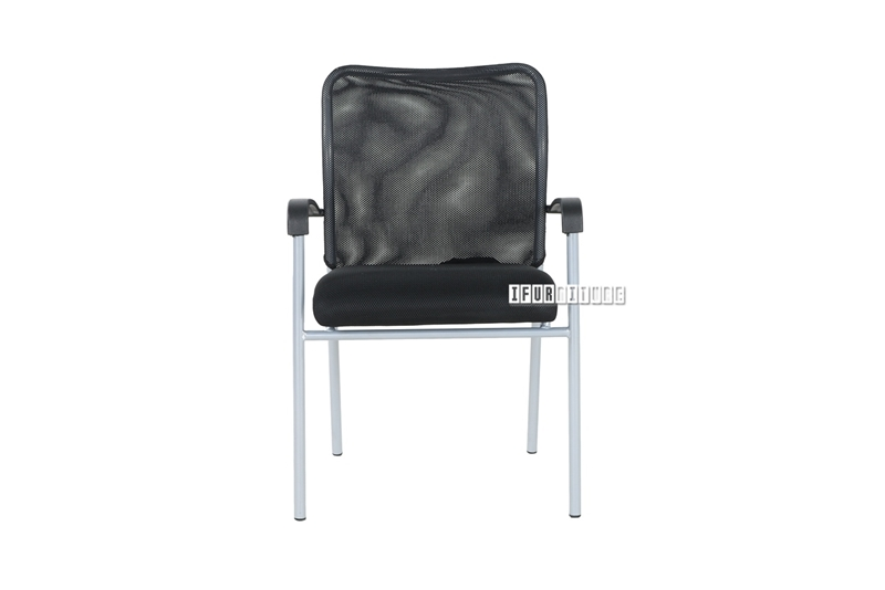 Picture of KLEIN Mesh Back Visitor Chair with Arm