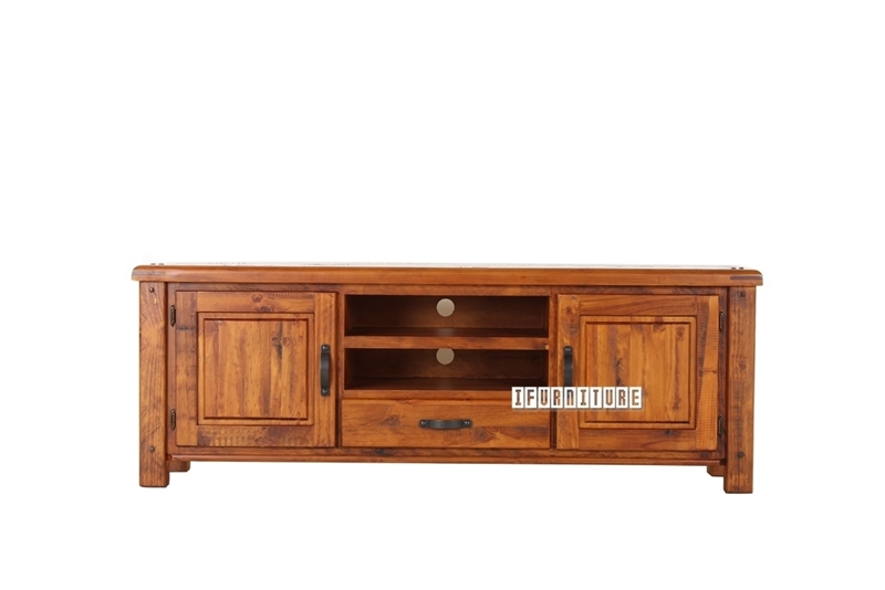 Picture of Foundation Rustic Pine  TV Stand