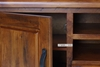 Picture of Foundation Rustic Pine Tv Stand Large