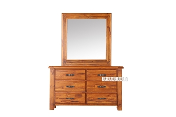 Picture of Foundation Rustic Pine Dresser