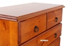 Picture of Samantha SOLID PINE 6drawers CHEST