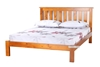 Picture of Samantha  SOLID PINE Bed IN single/DOUBLE/QUEEN/KING
