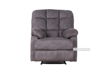 Picture of NUMATA RECLINING ARMCHAIR *LIGHT GREY
