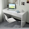 Picture of Madelyn High Gloss White Desk in 2 Sizes