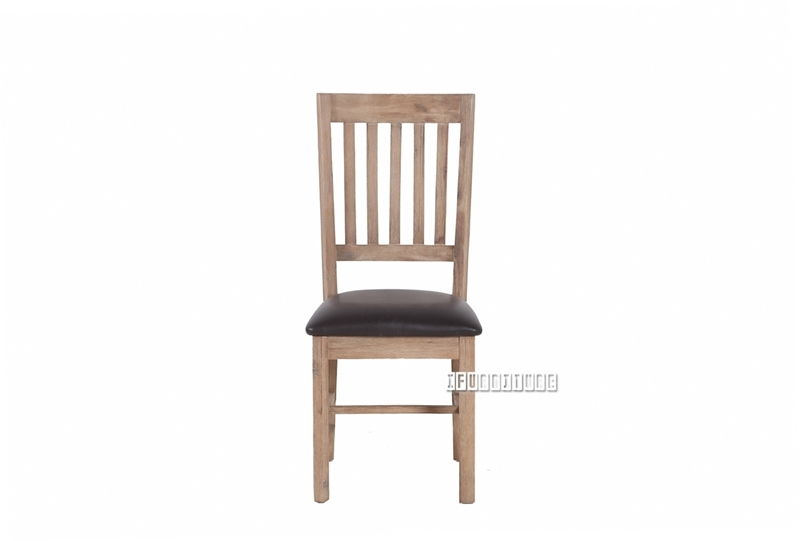 Picture of NEPTUNE Solid Acacia Dining Chair